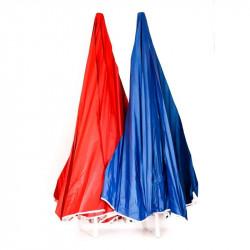 Пляжный Зонт 100TS 2м Однотонный, С Наклоном И Напылением (ЦЕНА ЗА ЯЩИК)