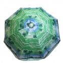 Пляжный Зонт 120P Пальма С Напылением 2.50м,Пластиковые Спицы