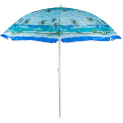 Пляжный Зонт HY-B 1.80м,Без Наклона И Напыления (ЦЕНА ЗА ЯЩИК)